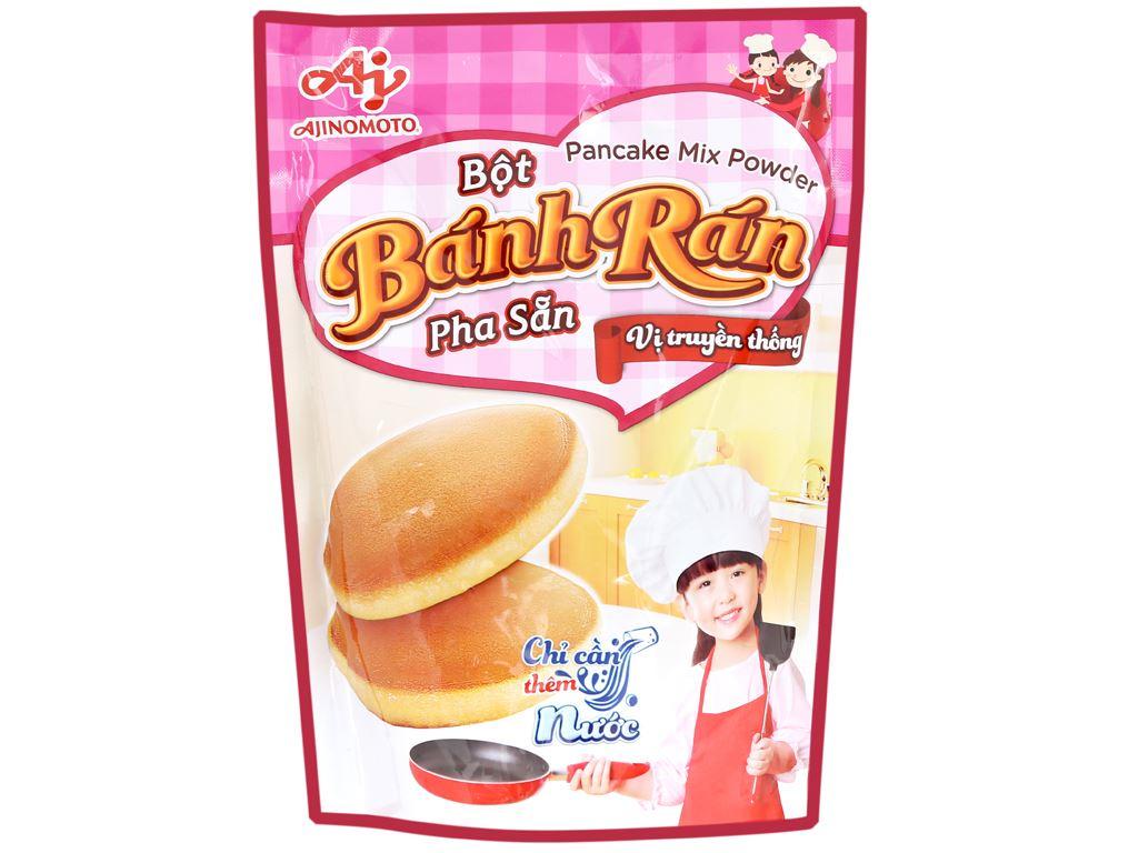 Bột bánh rán Ajinomoto vị truyền thống gói 200g 6