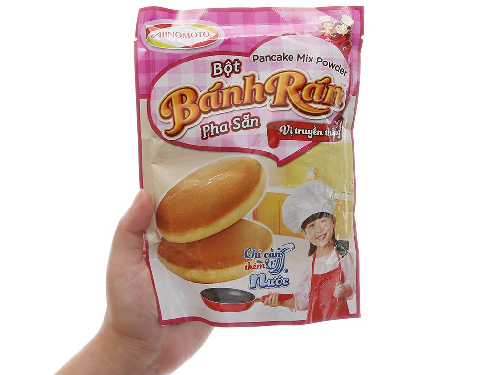 Bột bánh rán Ajinomoto vị truyền thống gói 200g 4