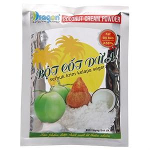 Bột cốt dừa 55% béo Dragon 50g