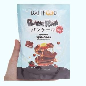 Bột bánh rán vị socola Dali Food gói 200g