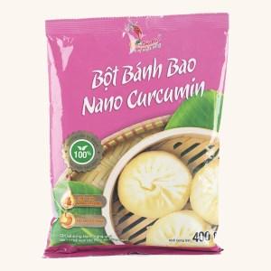 Bột bánh bao Phú Hải Nanocurcumin gói 400g