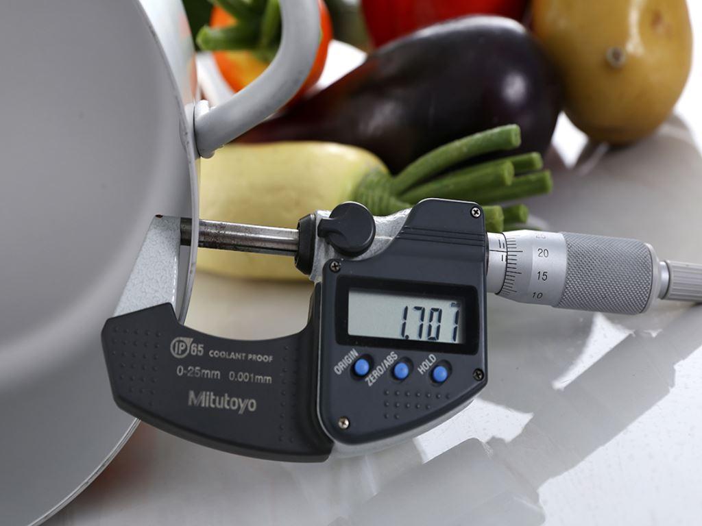 Nồi nhôm oxy hóa mềm Supor HT08008-1 18cm 6