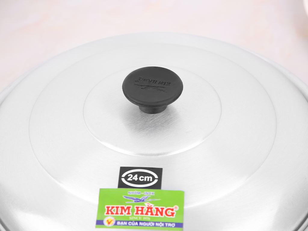 Nồi lẩu nhôm Kim Hằng KHG2008 24cm 3