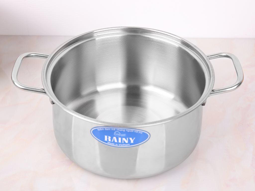 Nồi inox Rainy RN20-1DK 20cm 4