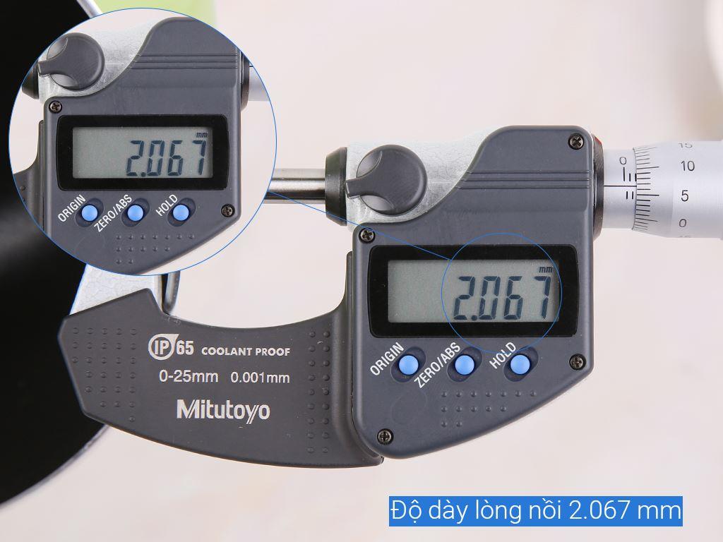 Quánh nhôm chống dính Supor H20203-T16 16cm 7