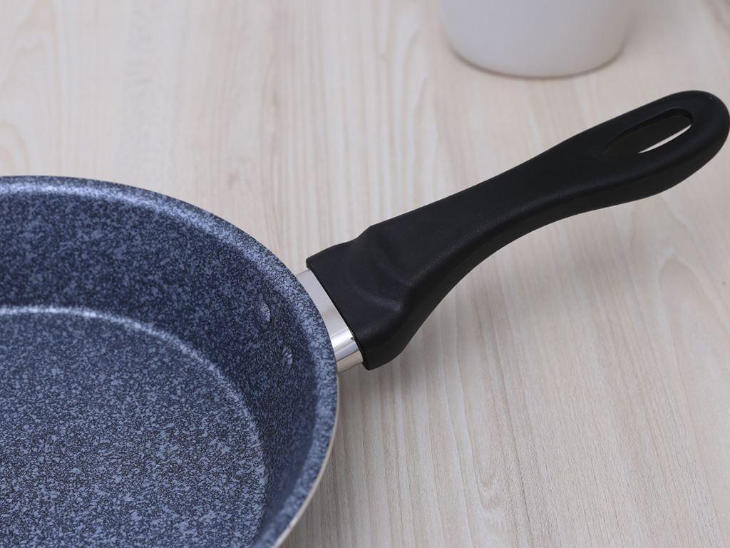 Chảo nhôm chống dính đáy từ HappyCook MFP-24IH GRAY 24cm 4