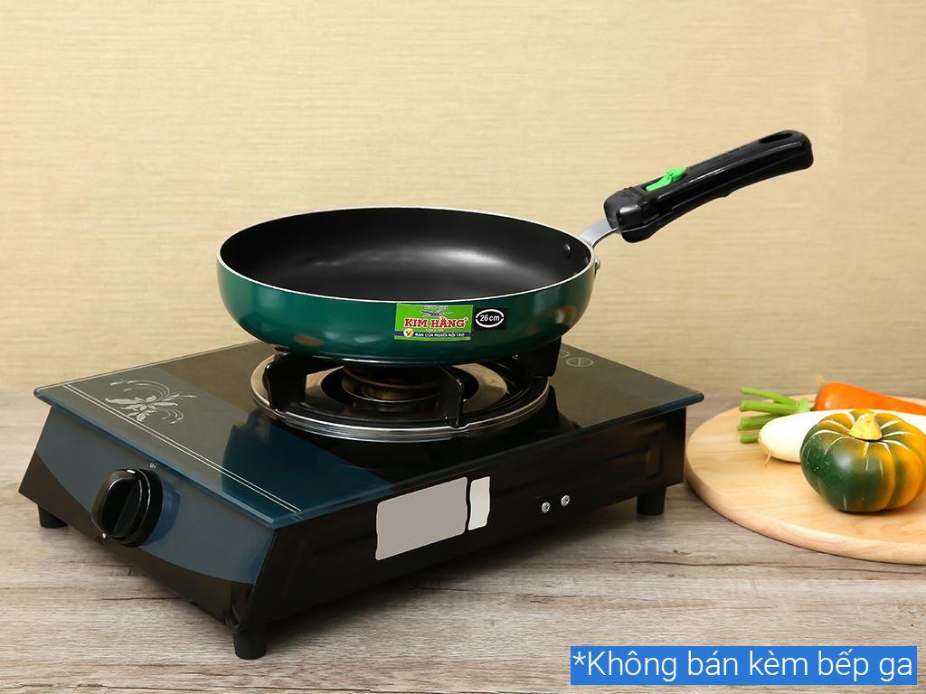 Chảo quánh kilo chống dính Kim Hằng 26cm 13