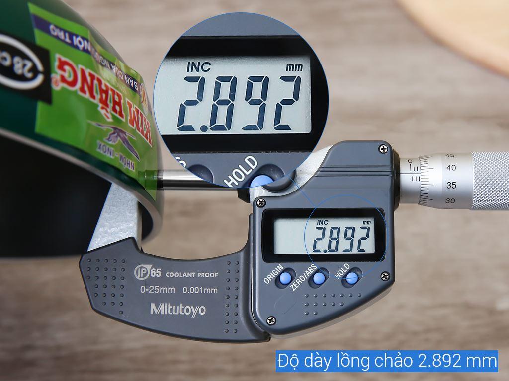 Chảo quánh kilo Kim Hằng 28cm 6