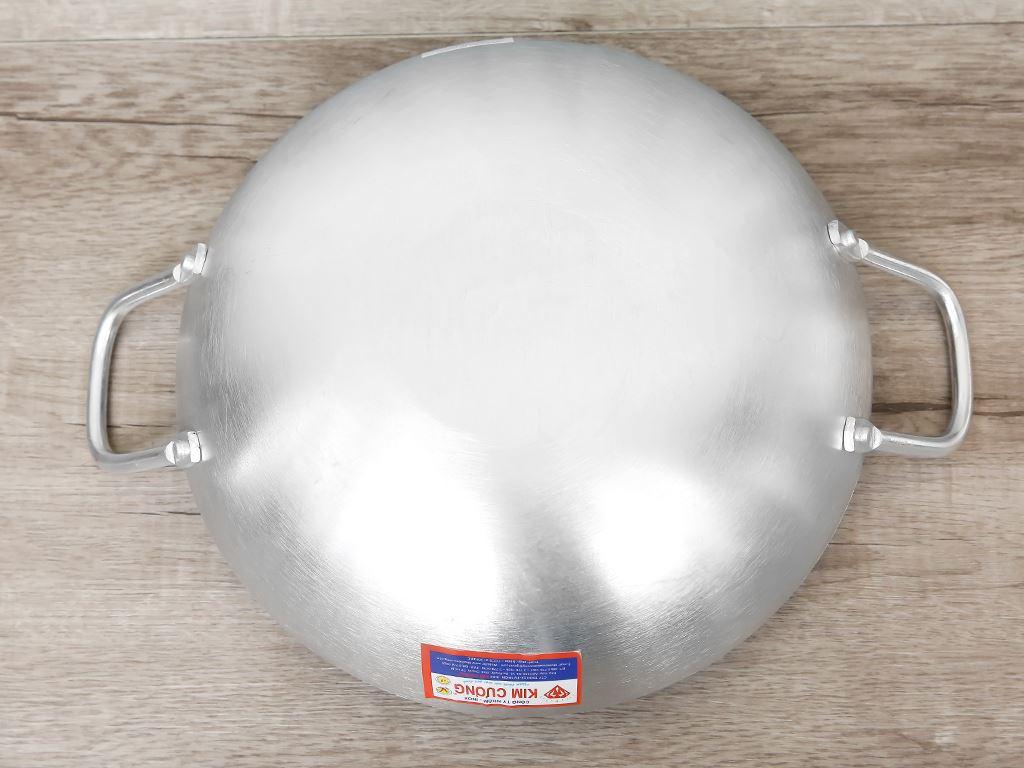 Chảo nhôm Kim Cương 26cm 4