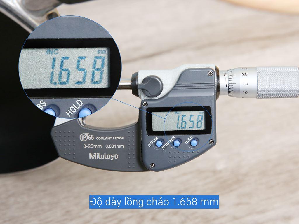 Chảo nhôm chống dính Rainy RN 20KD 20cm 8
