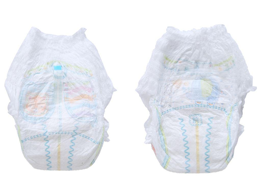 Tã quần Pampers cao cấp Size M 44 miếng (cho bé 6 - 10kg) 4