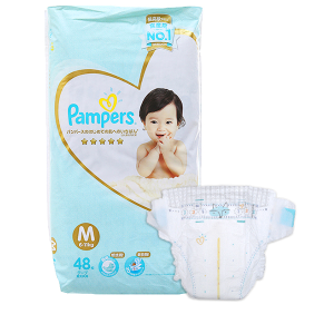 Tã quần Pampers cao cấp size M 48 miếng (cho bé 6 - 11kg)