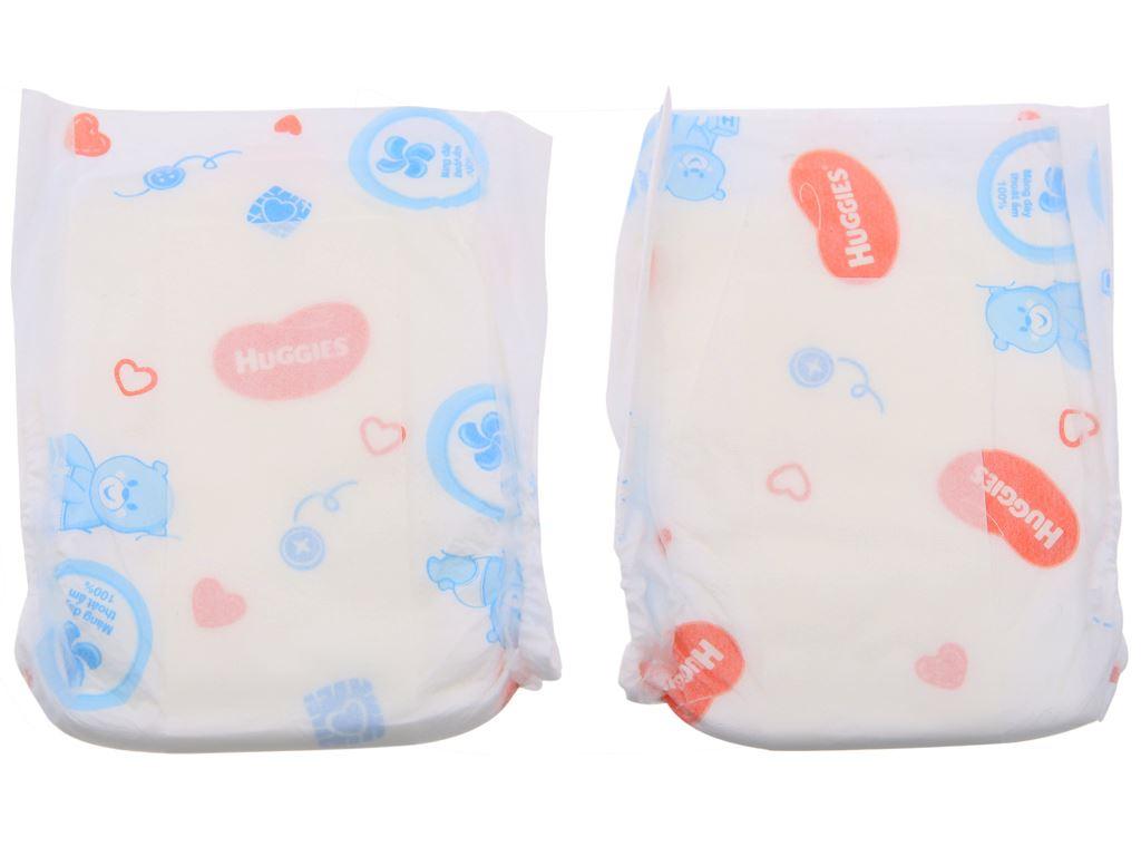 Miếng lót sơ sinh Huggies Dry size NB1 100 miếng (cho bé dưới 5kg) 4