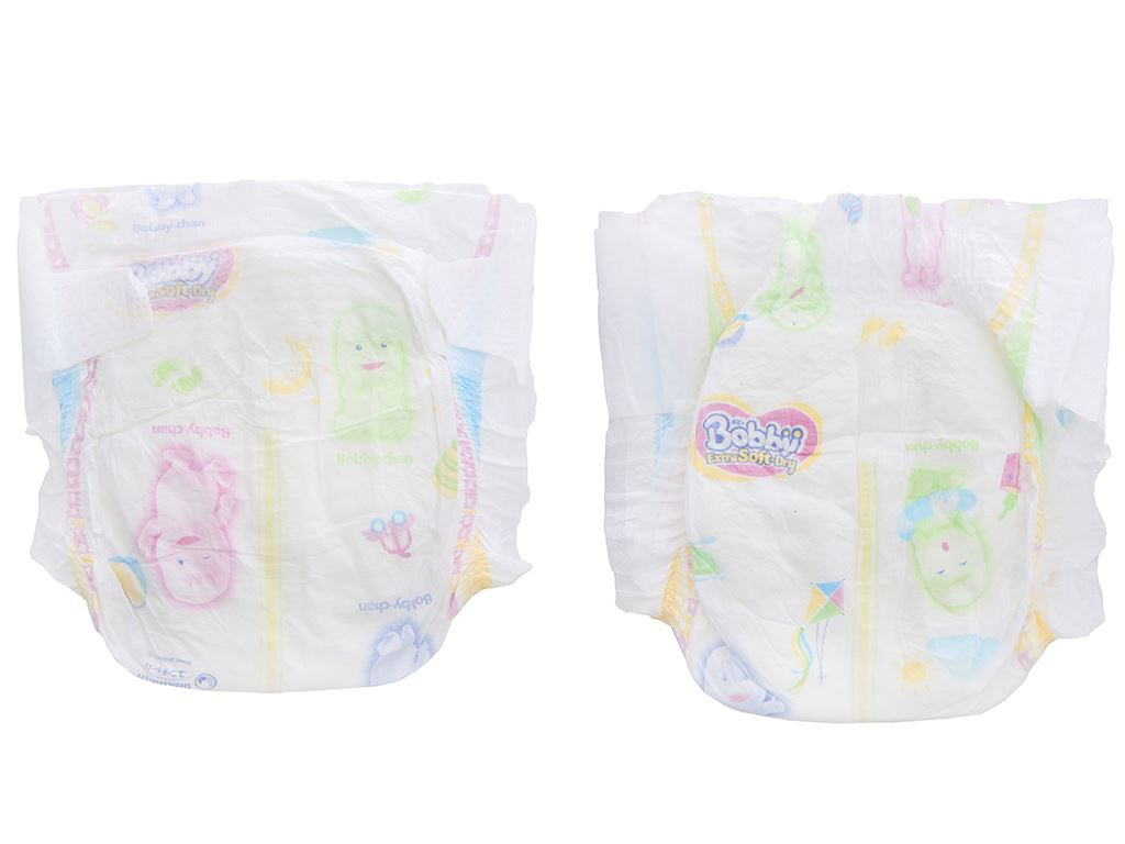 Tã dán Bobby Extra Soft Dry size S 40 miếng (cho bé 4 - 7kg) 4