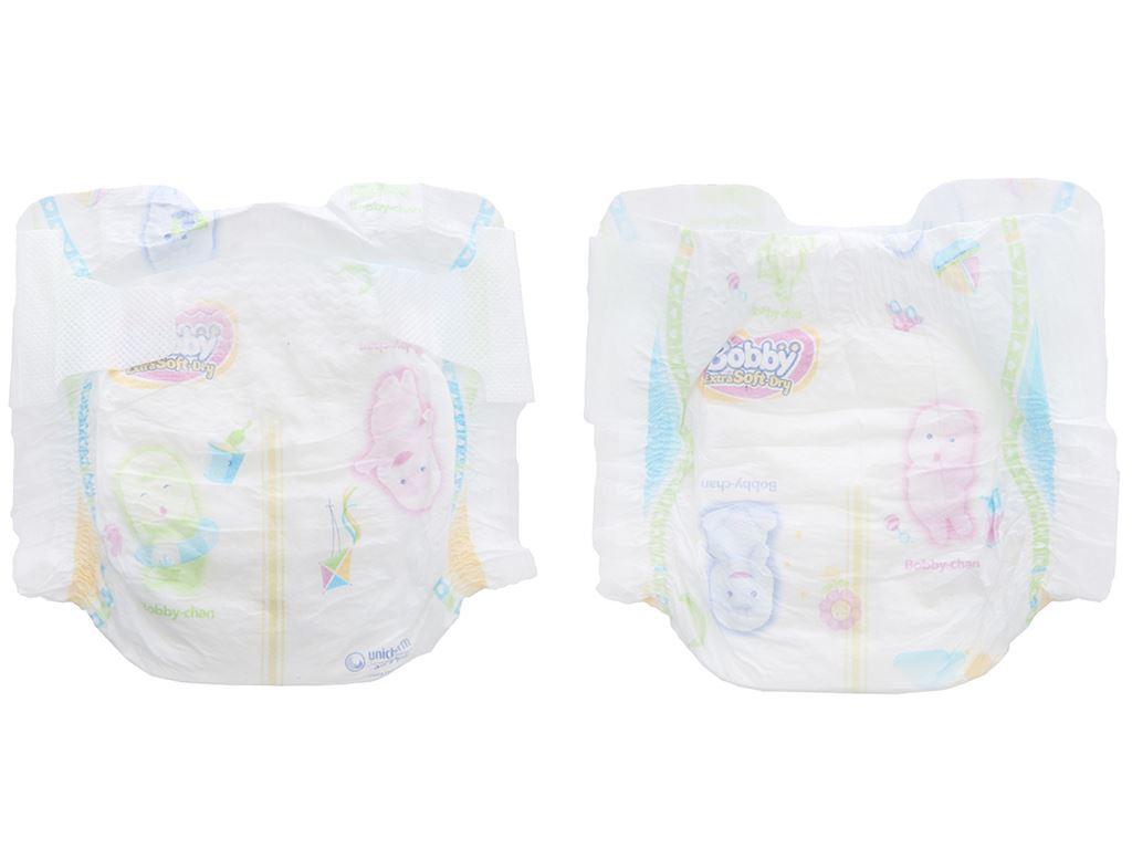 Tã dán Bobby Extra Soft Dry size XS 48 miếng (cho bé dưới 5kg) 4