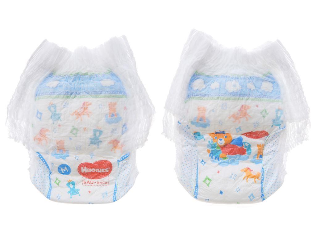 Tã quần Huggies Dry size M 40 miếng (cho bé 6 - 11kg) 4