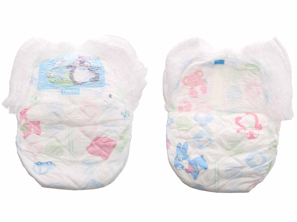 Tã quần Unidry Size L 54 miếng (cho bé 9 - 14kg) 4