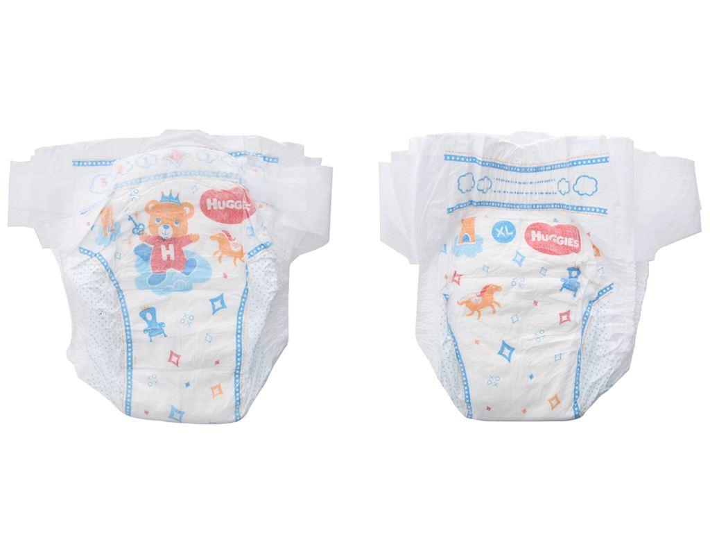 Tã dán Huggies Dry size XL 62 miếng (cho bé 11 - 16kg) 4