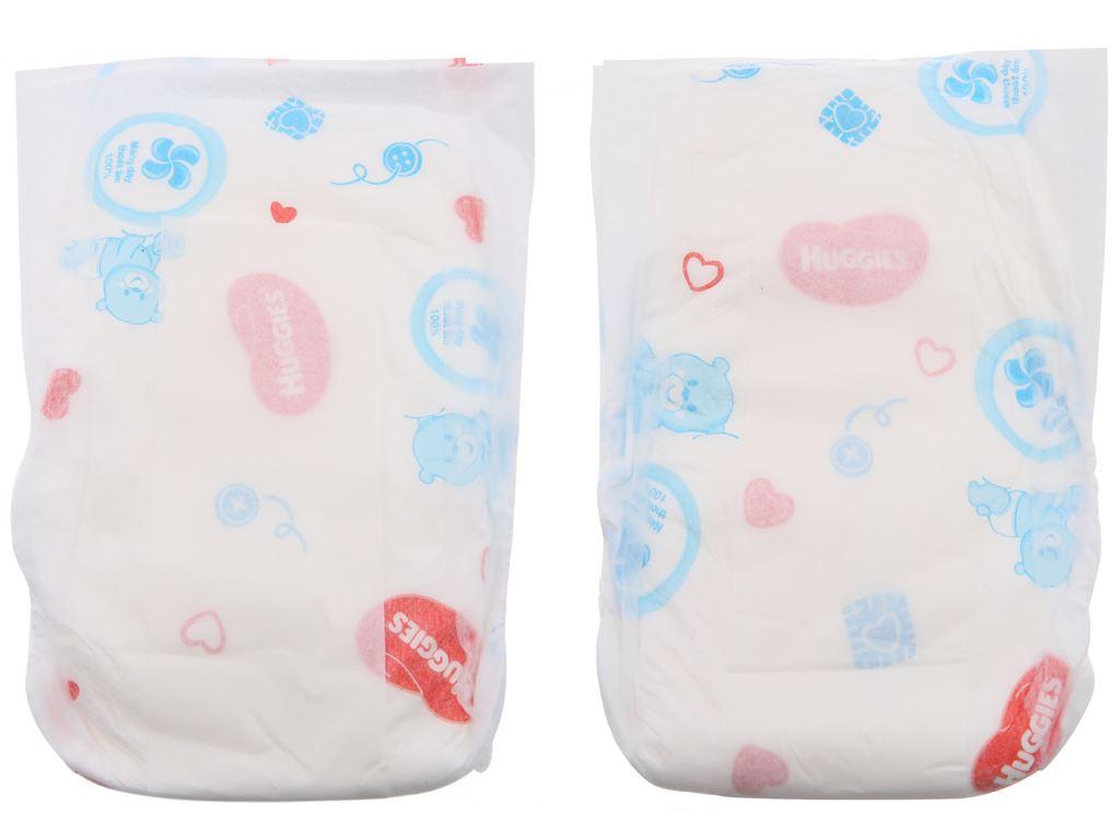 Miếng lót sơ sinh Huggies Dry size NB2 40 miếng (cho bé 4 - 7kg) 3