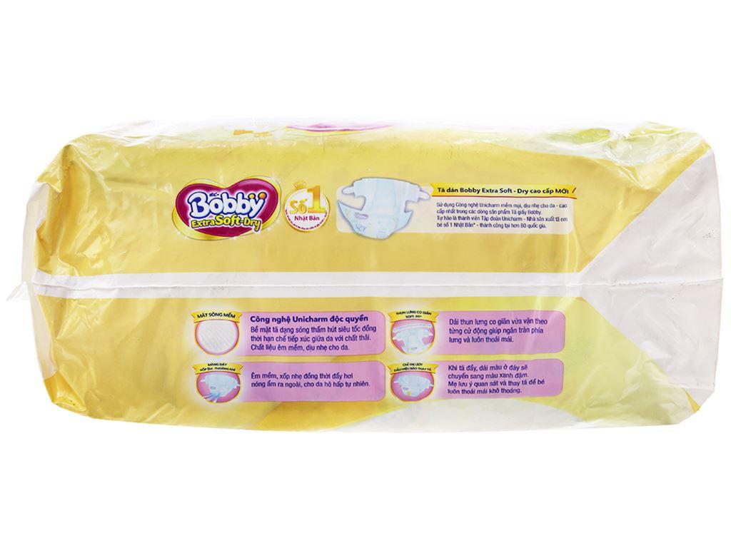 Tã dán Bobby Extra Soft Dry size XXL 24 miếng (cho bé trên 16kg) 2