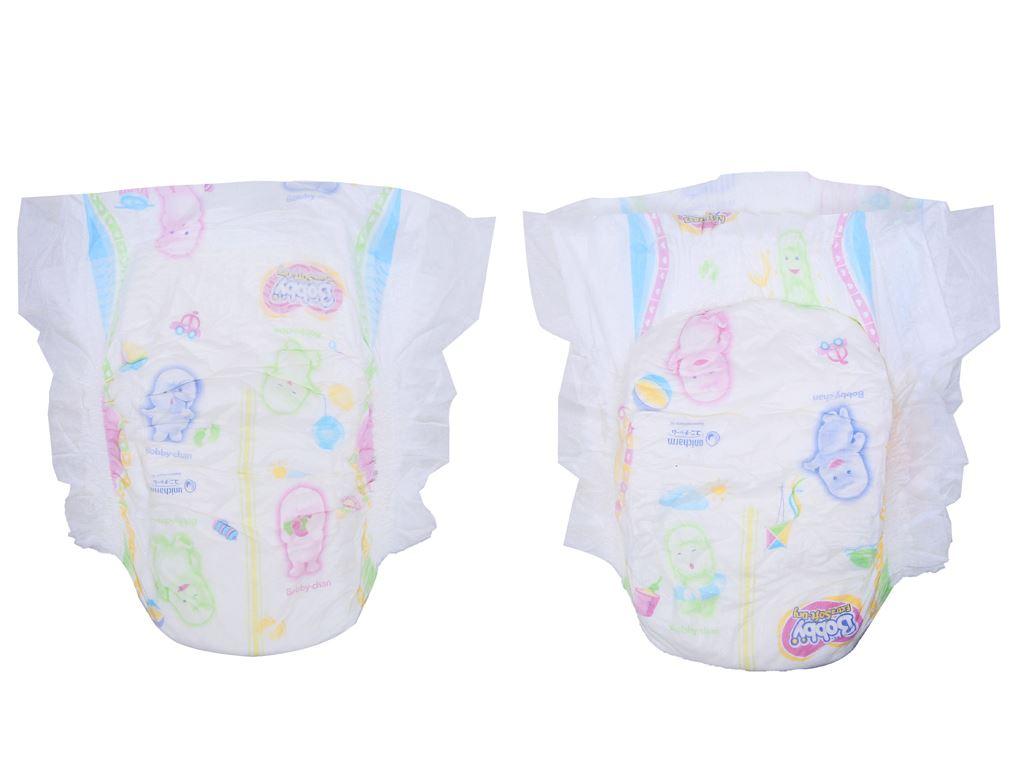 Tã dán Bobby Extra Soft Dry size XXL 24 miếng (cho bé trên 16kg) 3