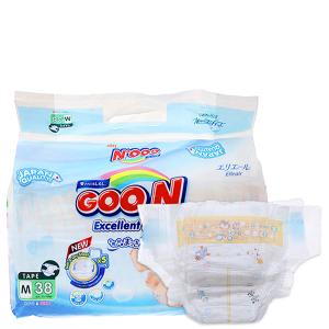 Tã dán Goon Size M 7 - 12kg (38 miếng)