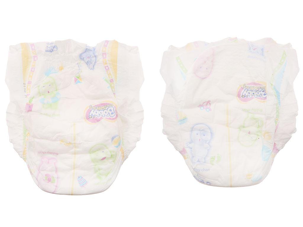 Tã dán Bobby Extra Soft Dry size M 64 miếng (cho bé 6 - 10kg) 4