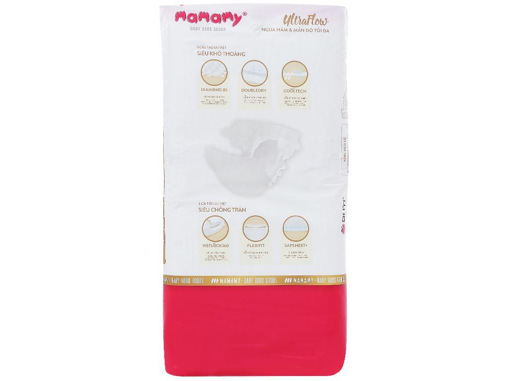 Tã dán Mamamy Ultraflow size M 46 miếng (cho bé 6 - 11kg) 3