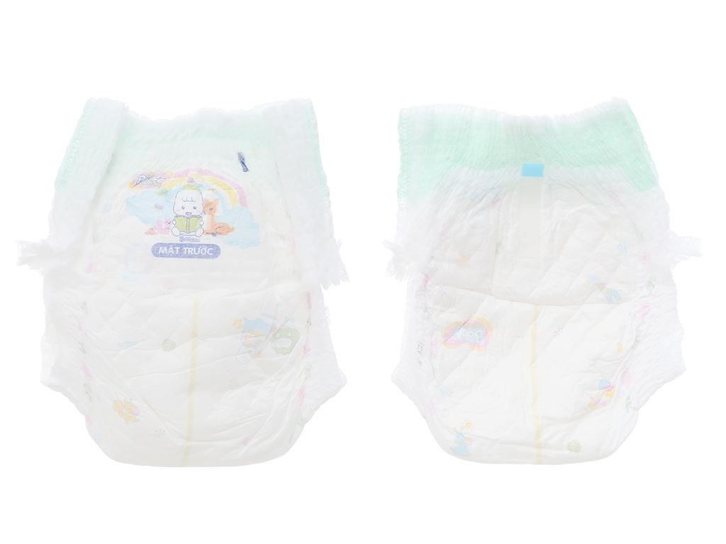 Tã quần Bobby Extra Soft Dry size M 64 miếng (cho bé 6 - 10kg) 8