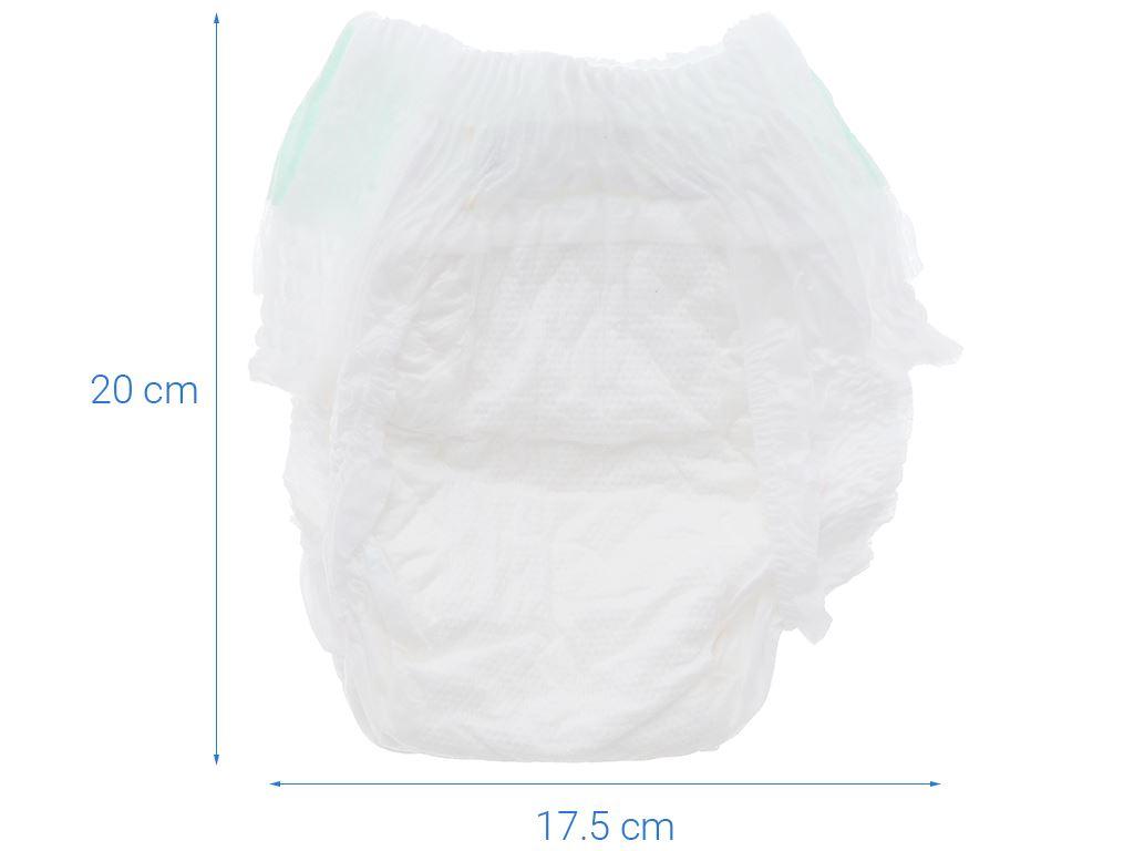 Tã quần Bobby Extra Soft Dry size M 64 miếng (cho bé 6 - 10kg) 9