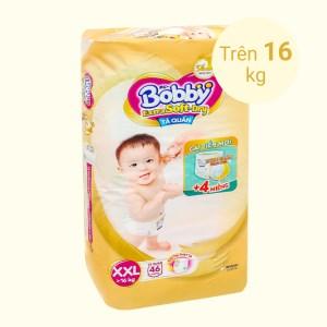Tã quần Bobby Extra Soft Dry size XXL 46 miếng (cho bé trên 16kg)