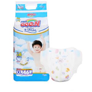 Tã dán Goo.n Premium size XL 46 miếng (cho bé 12 - 20kg)