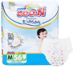 Tã quần Goo.n Premium size M 56 miếng (cho bé 7 - 12kg)