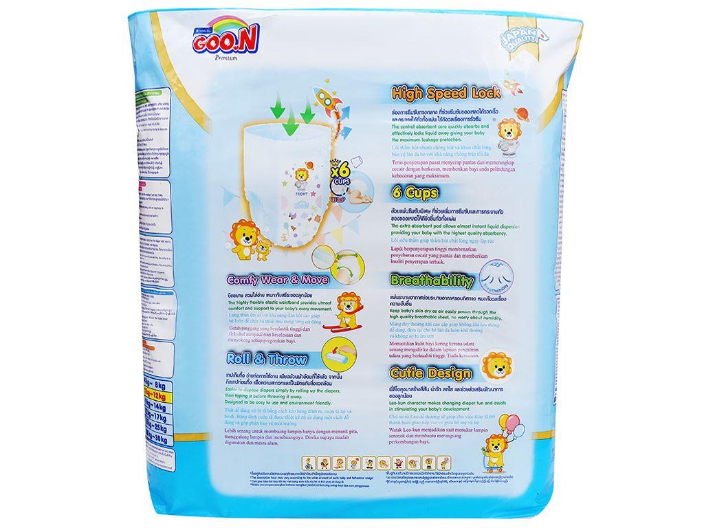 Tã quần Goo.n Premium size M 56 miếng (cho bé 7 - 12kg) 3