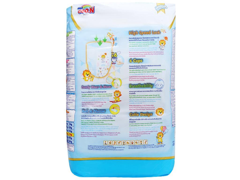 Tã quần Goo.n Premium size XL 42 miếng (cho bé 12 - 17kg) 3