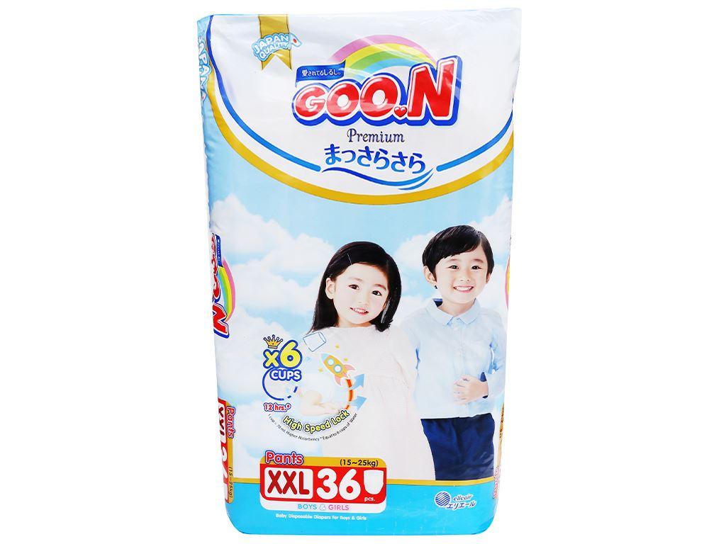 Tã quần Goo.n Premium size XXL 36 miếng (cho bé 15 - 25kg) 2