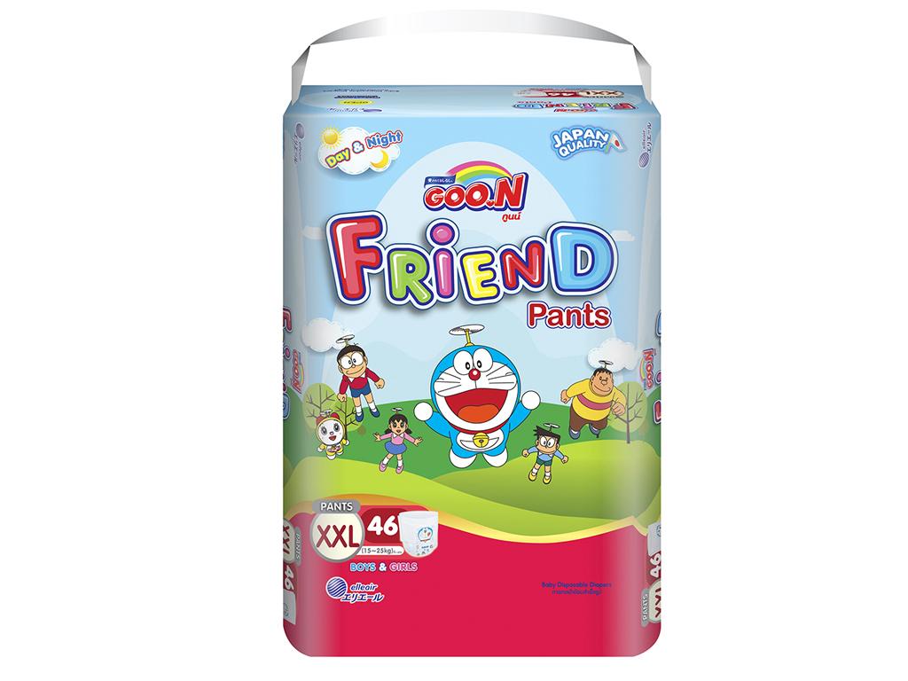 Tã quần Goo.n Friend size XXL 46 miếng (cho bé 15 - 25kg) 2