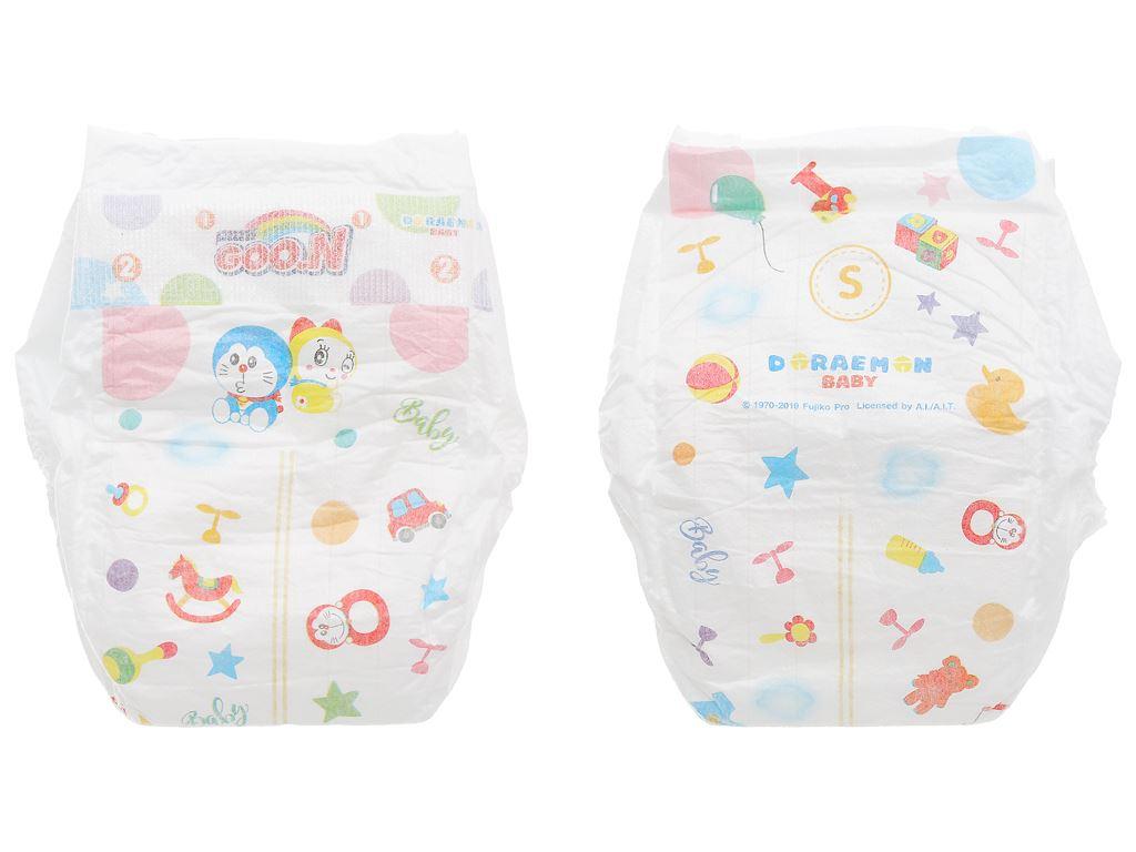 Tã dán Goo.n Premium size S 78 miếng (cho bé 4 - 8kg) 6