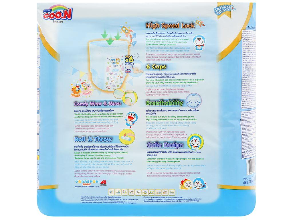 Tã quần Goo.n Premium size M 68 miếng (cho bé 7 - 12kg) 2