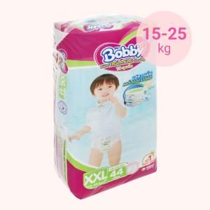 Tã quần Bobby size XXL 44 miếng (cho bé 15 - 25kg)