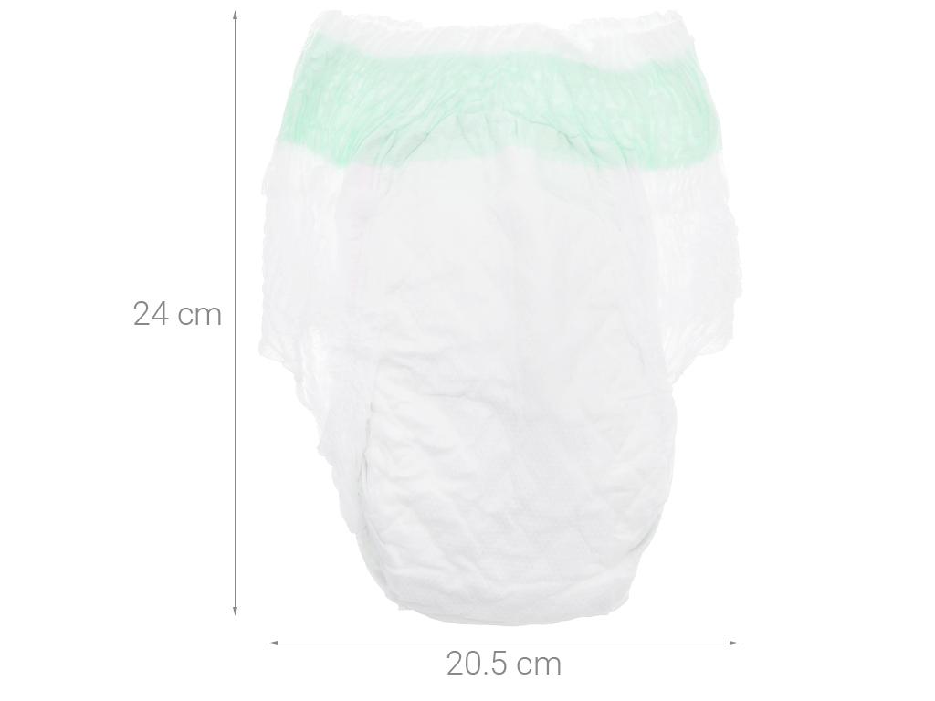 Tã quần Bobby size XXL 44 miếng (cho bé trên 16kg) 10