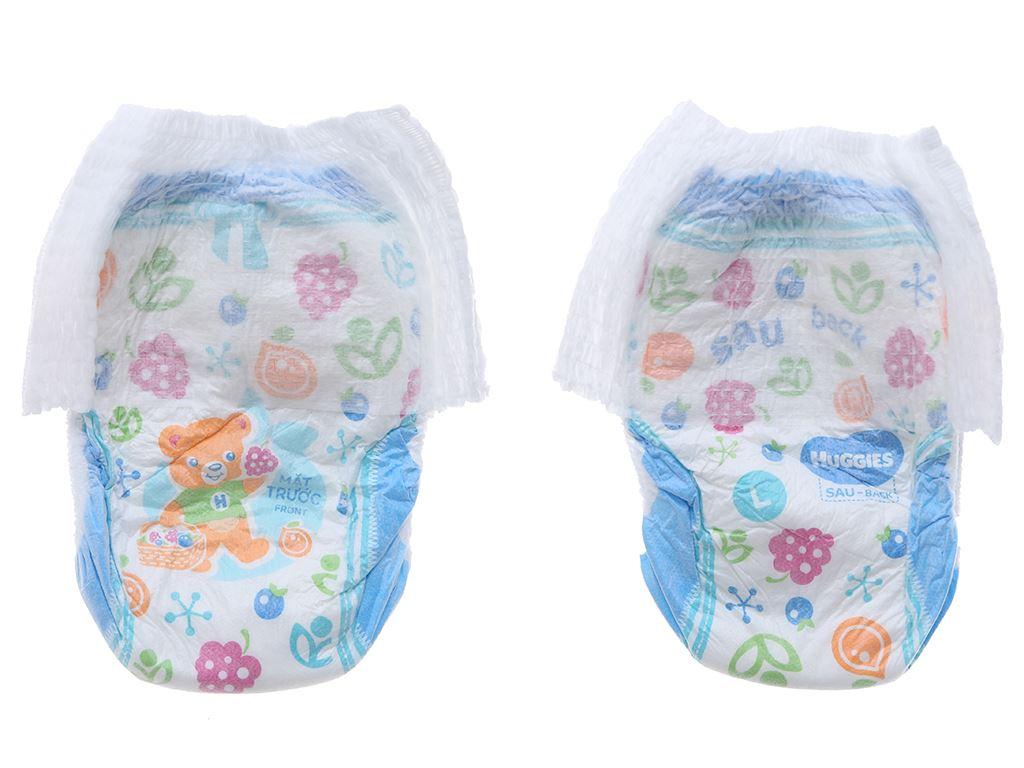 Tã quần Huggies Dry size L 20 miếng (cho bé 9 - 14kg) 4