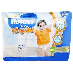 Tã quần Huggies size XXL 28 miếng mới (bé 15-25kg)