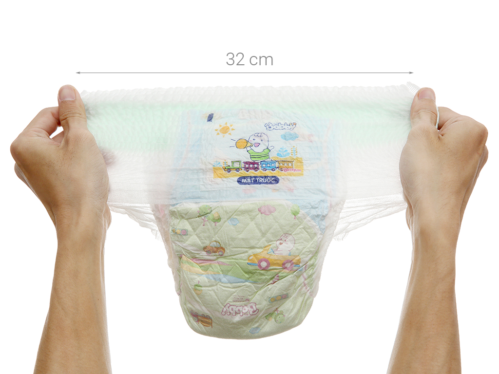 Tã quần Bobby size XL 18 miếng (cho bé 12 - 17kg) 11