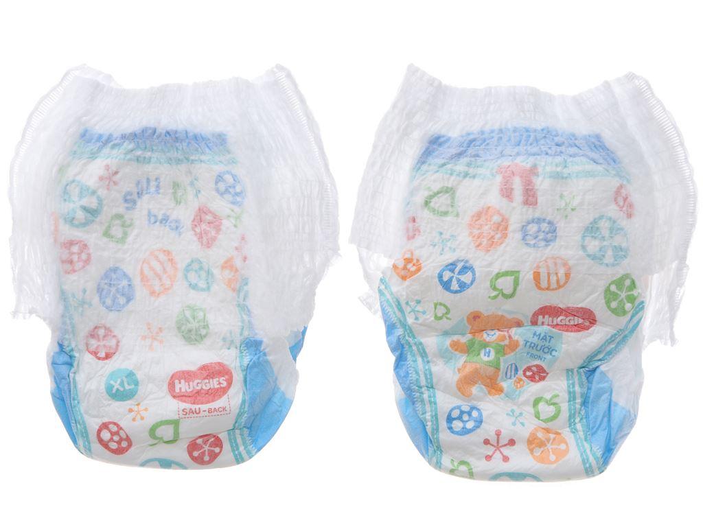 Tã quần Huggies Dry size XL 32 miếng (cho bé 12 - 17kg) 4