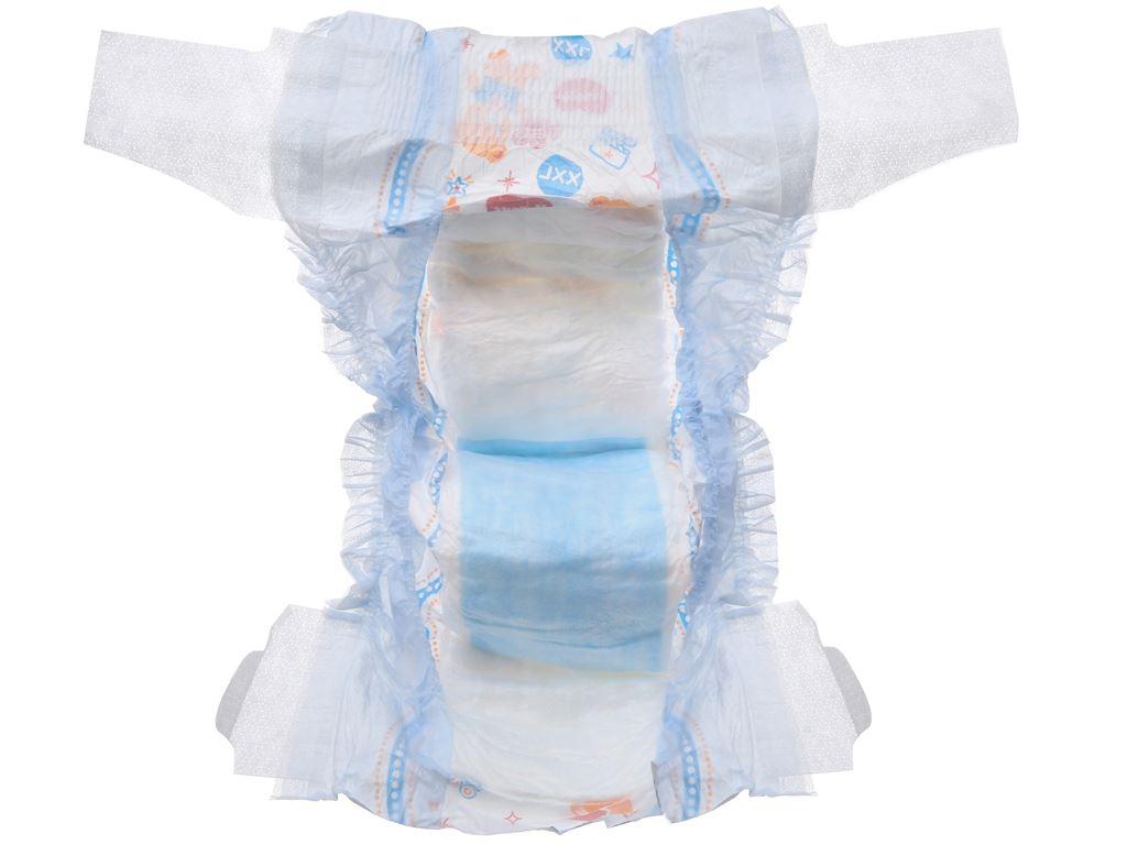 Tã dán Huggies Dry size XXL 30 miếng (cho bé trên 14kg) 5