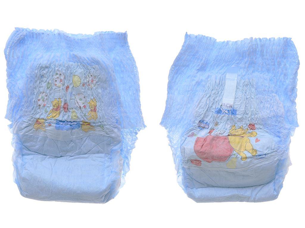 Tã quần Mamypoko Extra Dry Skin bé gái size XXL 38 miếng (cho bé 15 - 25kg) 3