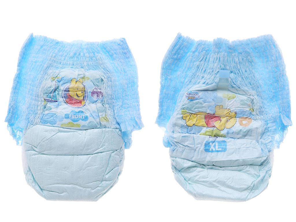 Tã quần Mamypoko Extra Dry Skin bé trai size XL 46 miếng (cho bé 12 - 17kg) 3