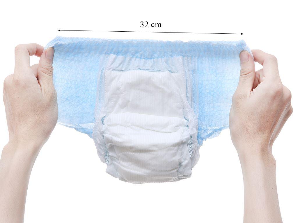Tã quần Mamypoko Extra Dry Skin bé trai size XL 46 miếng (cho bé 12 - 17kg) 4