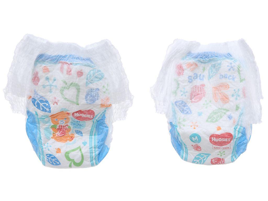 Tã quần Huggies Dry size M 60 miếng (cho bé 6 - 11kg) 4
